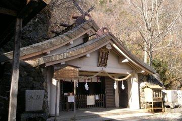 Togakushi Okusha Shrine