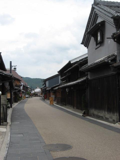 Cảm giác bạn nhưng đang quay ngược lại thời gian ở Kawaramachi.