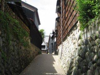 Ngõ phụ – điều mà tôi yêu thích nhất ở Kawaramachi