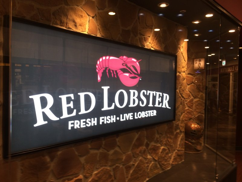 <p>Red Lobster</p>