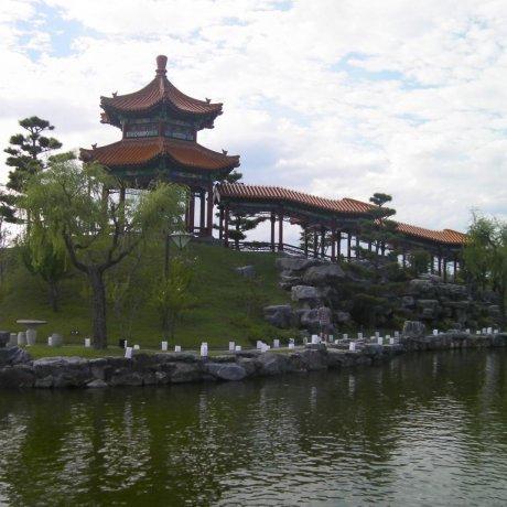 Khu vườn Trung Hoa Enchouen