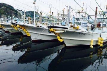Desa Nelayan di Toshijima, Mie