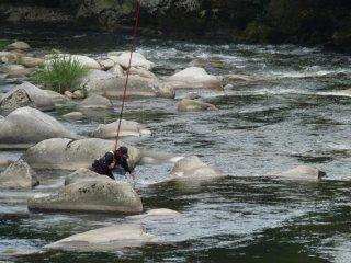 ตกปลาสำหรับมื้ออาหารค่ำ หรือเพียงแต่นั่งพักผ่อนหย่อนใจ