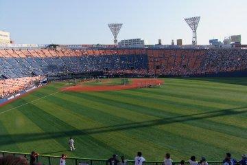 Bay Stars DeNA Baseball Game