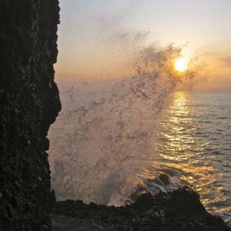 Kakuda Cliffs