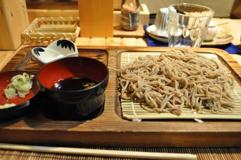 Soba, at its simple best