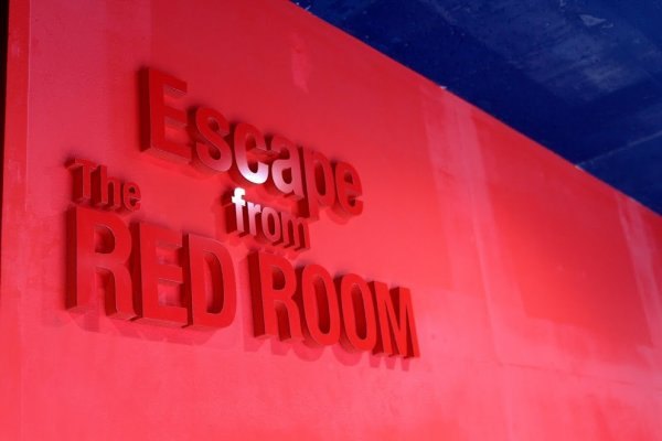 Escape From The Red Room Tokyo Japan Travel