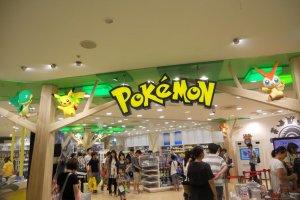 Centro Pokémon de Tohoku, inaugurado em 2012