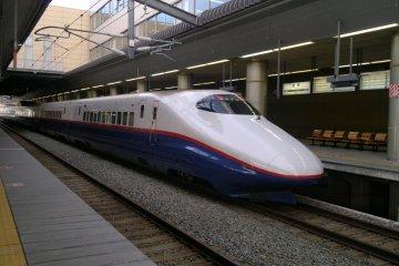 Panduan Naik Shinkansen di Jepang Timur