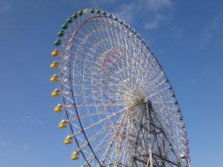 Vòng đu quay Tempozan Ferris Wheel