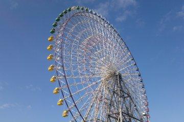 Osaka Ferris Wheels