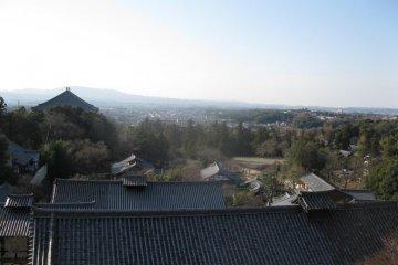 A unique view of the ancient Nara sites
