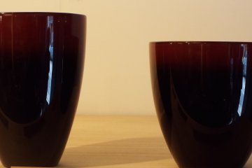 Kirimoto Shop finished cups