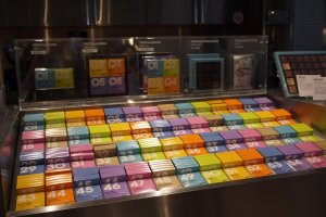 56 flavors of chocolate