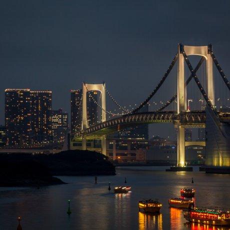 Rainbow Bridge Views