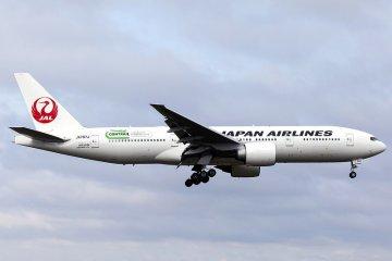 JAL flies from Osaka Itami to Narita