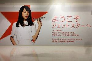 Jetstar cung cấp tùy chọn cạnh tranh chi phí cho Narita đến Sân bay Kansai.