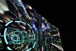 อะเมซ (AMAZE) ที่ลากูน่าเทนบอช (Laguna Ten Bosch) การแสดง Car Action Mapping แห่งแรกสุดของญี่ปุ่น