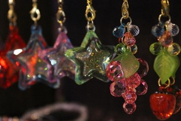 Charms are What Charmed the Charming Chinese.