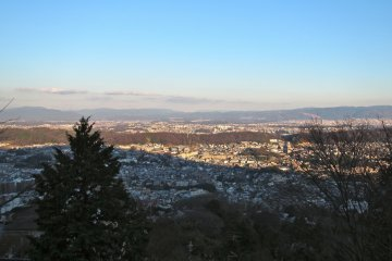 <p>A wider look at the area</p>