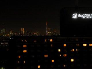 Tháp Tokyo đang mặc phiên bản Giáng sinh của ánh sáng