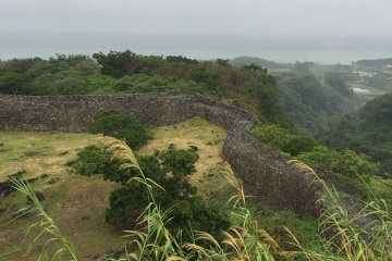 Виды с одного из замков