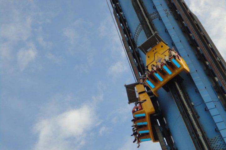 Hakkeijima Sea Paradise Theme Park