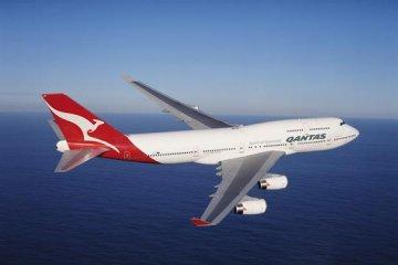 <p>Boeing 747-400 from Sydney Australia to Tokyo Japan</p>