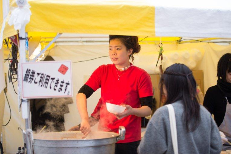 타카오카 나베 축제 2016