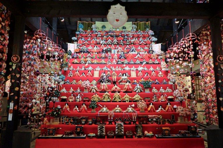 Festival Hina Inatori Onsen