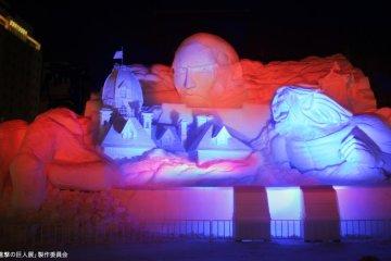 เทศกาลหิมะครั้งที่ 67 แห่งซัปโปโรได้เริ่มขึ้นแล้ว