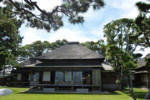 伊藤博文の金沢別邸