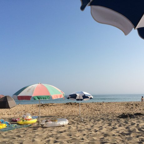 Two Hours from Tokyo: Onjuku Beach