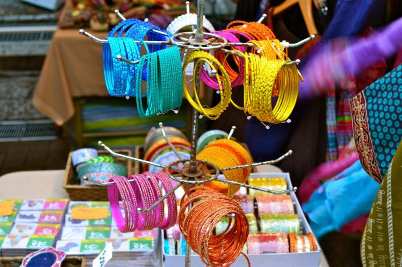 The love of Bangles - spoilt for choice