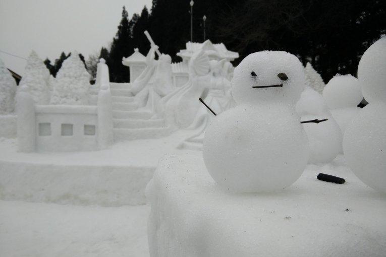 Tokamachi Snow Festival 2016