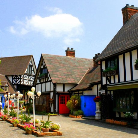 The British Village in Izu City