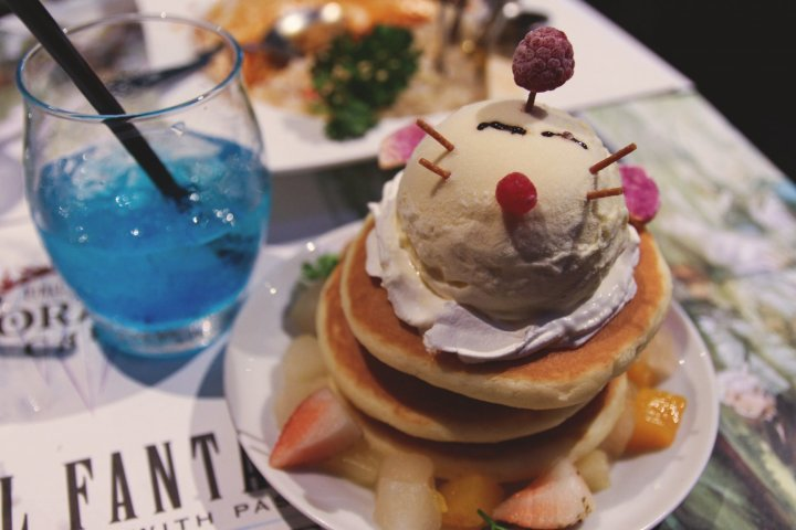 Le Café Final Fantasy Eorzea