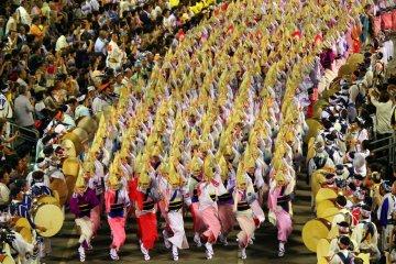 The Tokushima Awa Odori