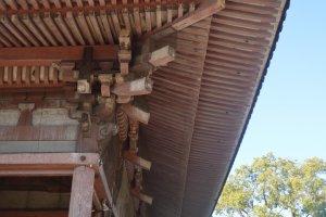 Arsitektur atap kuil