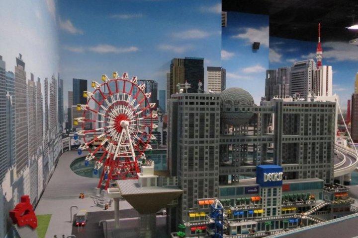 Legoland Discovery Center, Odaiba