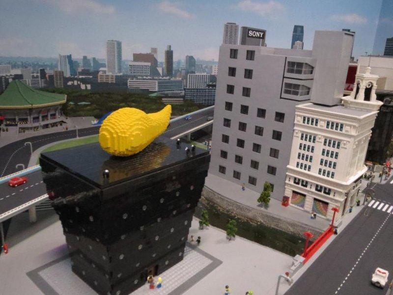 Legoland Discovery Center, Odaiba - Tokyo - Japan Travel - Tourism Guide, Jap...