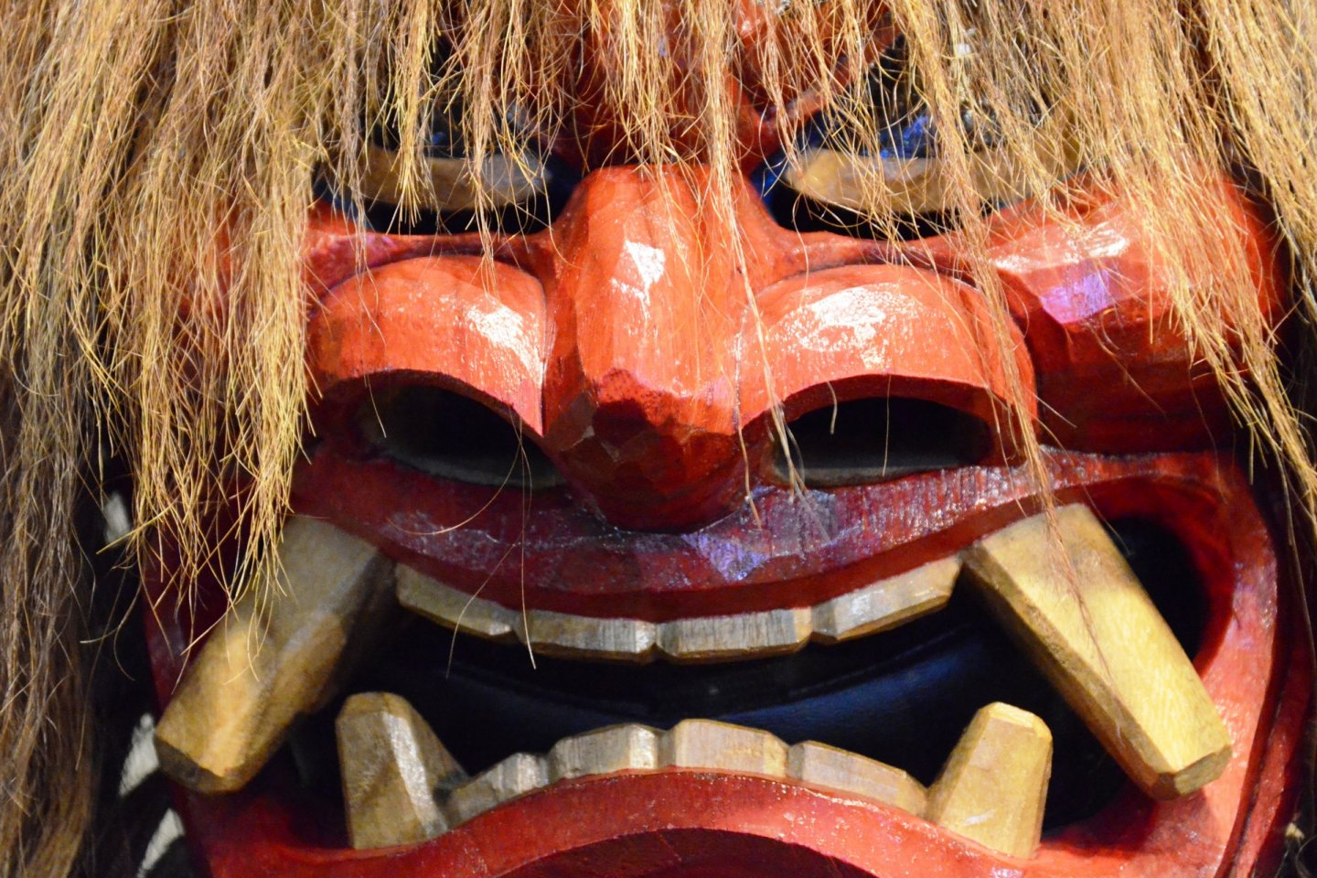 Come face to face with the Namahage