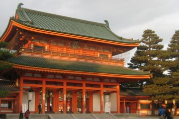 Architecture of the Heian period