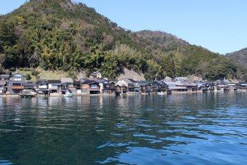 산인 루트: 교토, 효고 및 돗토리