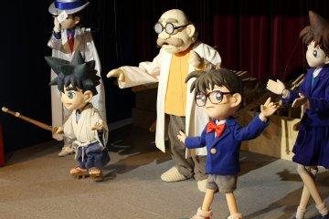 Theatre at Gosho Toyama Manga Factory