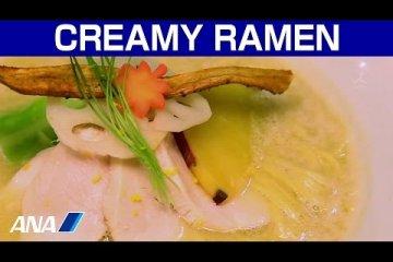 Ramen Creamy di Tokyo