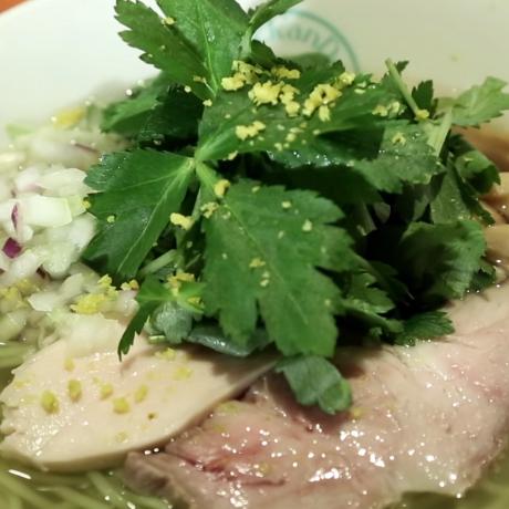 Healthy Ramen in Tokyo