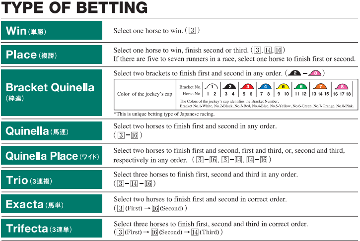 guide horse betting