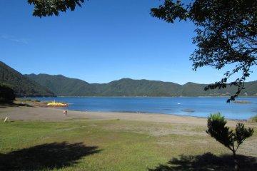 Motosuko Lake