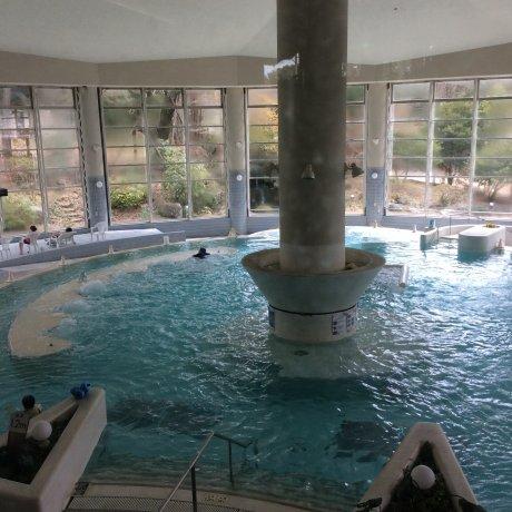 Leisure Pool & Onsen, Moka, Tochigi